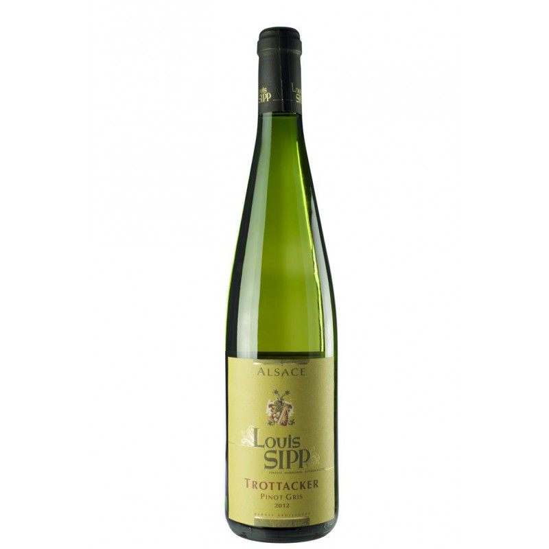 """""""Trottacker"""" Pinot Gris 2012"""